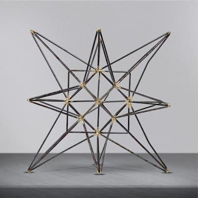 Metal Star Small Figurine