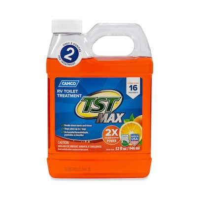 TST 32 oz. Orange Power RV Toilet Treatment