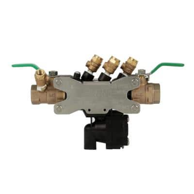 3/4 in. Lead-Free Brass FPT Reduced Pressure Principal Assembly Backflow Preventer