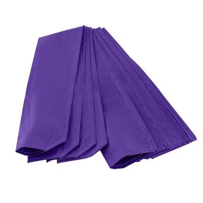 Trampoline Pole Sleeve Protector - Set of 4 - Purple