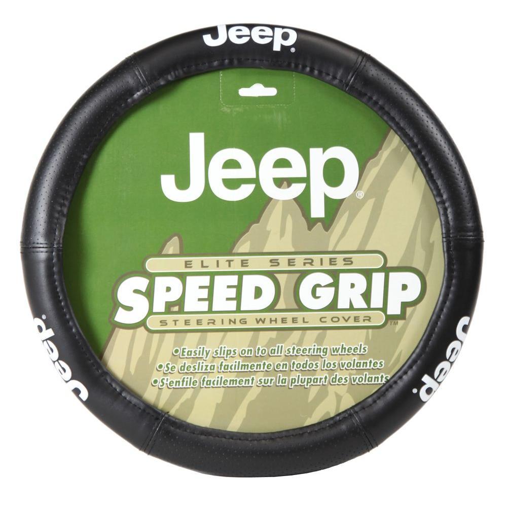 Jeep Elite Speedgrip Steering Wheel Cover