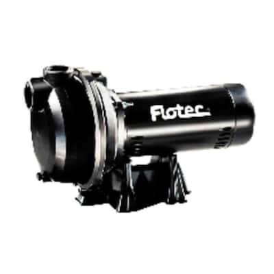 2 HP High-Capacity Sprinkler Pump