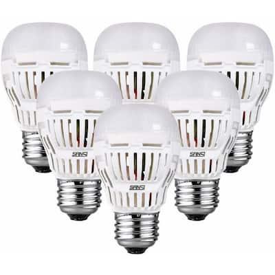 100-Watt Equivalent A15 1000 Lumens LED Light Bulb Daylight in 5000K (6-Pack)