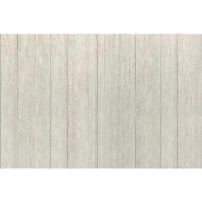 10.67 sq. ft. 1/8 in. x 48 in. x 32 in. Laramie Oak Wainscot Hardboard Panel