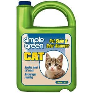 1 Gal. Cat Pet Stain and Odor Remover (4-Case)