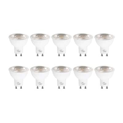 50-Watt Equivalent PAR16 Energy Star and Dimmable LED Light Bulb in Soft White Light (10-Pack)