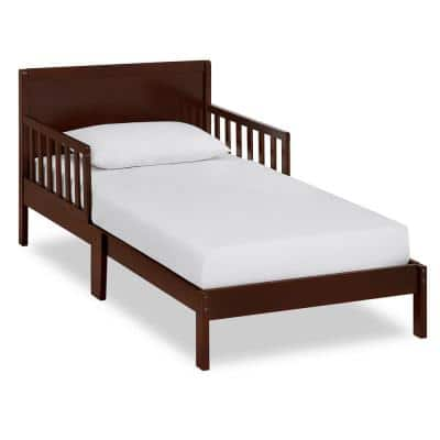 Brookside Espresso Toddler Bed