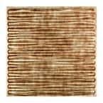 Dunes 2 ft. x 2 ft. Bermuda Bronze Lay-In Vinyl Ceiling Tile (20 sq. ft.)