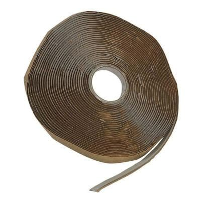 50 ft. Butyl Sealant Tape Roof Accessory in Gray