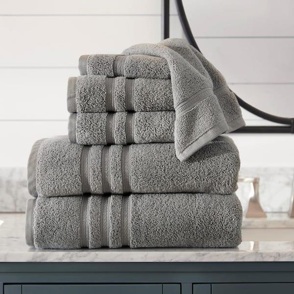 set Alcove 10 piece Fast Dry Towel set 10-pc
