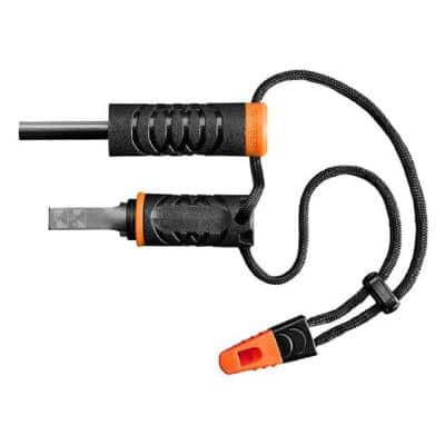 Fire Starter and 100 dB Whistle