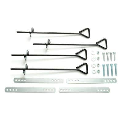 Anchor-It Ground Anchors Kit