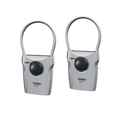 Ultra Slim Door Alarm (2-Pack)