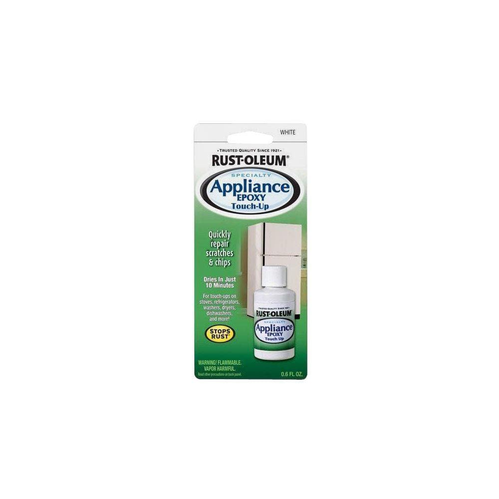 Rust-Oleum Specialty 0.6 oz. Gloss White Appliance Epoxy Touch-Up Paint