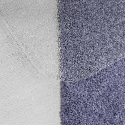 Unomat® Anti-Slip Lipped Chair Mat Hard Floors and Carpet Tiles - 48 x 53 in.