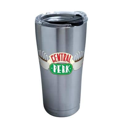 WB Friends Central Perk 20 oz. Stainless Steel Tumbler with Lid