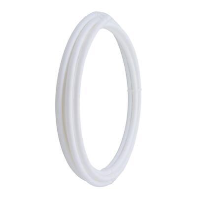 1/2 in. x 25 ft. Coil White PEX-B Pipe