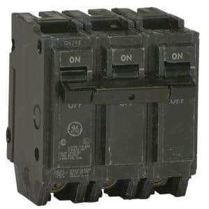 Q-Line 20 Amp 3 in. Triple-Pole Circuit Breaker