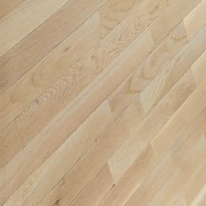 American Originals Tinted Tea Oak 3/4 in. T x 2-1/4 in. W x Varying L Solid Hardwood Flooring (20 sq. ft. /case)