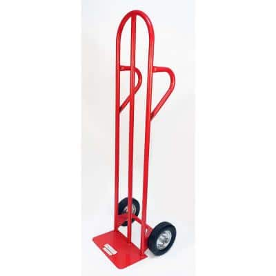 8 in. Solid Tire 400 lbs. Capacity Hand Truck