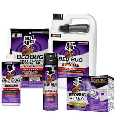 Bed Bug Treatment Bundle
