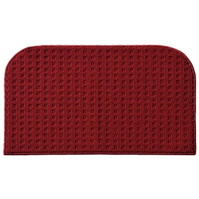 Herald Square Chili Red 2 ft. x 2 ft. Area Rug