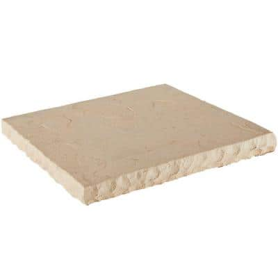 Hearth Stone/Flat Wall Coping Mojave 19 in. x 20 in. Manufactured Stone Accessory