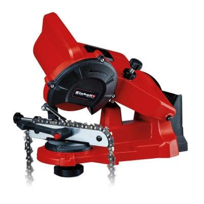 PXC 18-Volt Cordless 4.25 in., 6500 RPM Bench or Wall Mount Chainsaw Sharpener Kit (w/ 3.0-Ah Battery + Fast Charger)