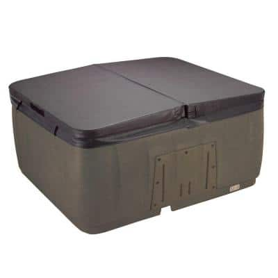 AR-150 Replacement Spa Cover - Walnut