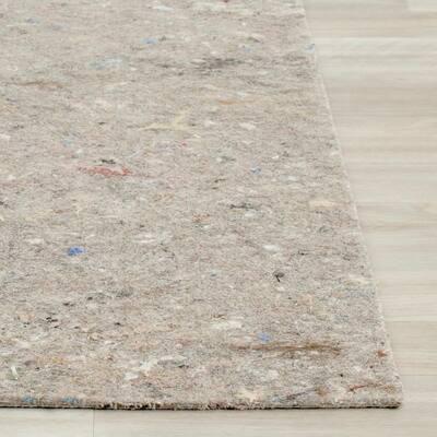 Durapad Grey 4 ft. x 6 ft. Non-Slip Hard Surface Rug Pad