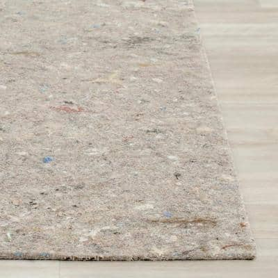 Durapad Grey 6 ft. x 9 ft. Non-Slip Hard Surface Rug Pad