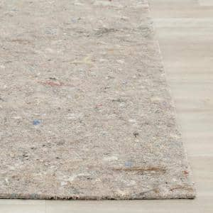 Durapad Grey 6 ft. x 6 ft. Non-Slip Hard Surface Rug Pad