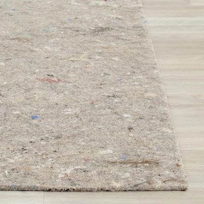 Durapad Grey 9 ft. x 12 ft. Non-Slip Hard Surface Rug Pad
