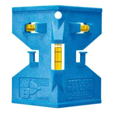 5-1/4 in. Plastic Post & Pipe Multi Level