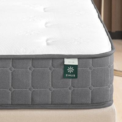 Cool Touch Comfort Gel 8 Inch Medium Tight Top Hybrid Mattress
