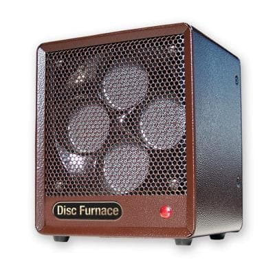 1,500-Watt Electric Portable Heater With Tip Over Protection