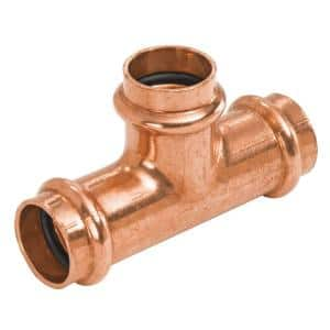 1/2 in. Copper All Press Tee