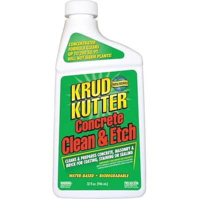 32 oz. Concrete Clean and Etch