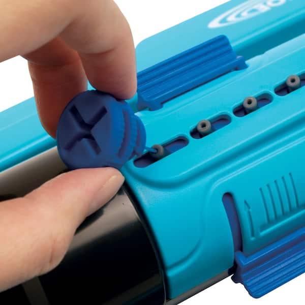 Aqua Joe SJI-TLS18 3-Way Turbo Oscillation Lawn Sprinkler with Range Flow Control Pack of 2 Width