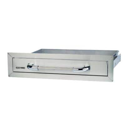 23 in. Drawer, Single, Small, Soft Closing System