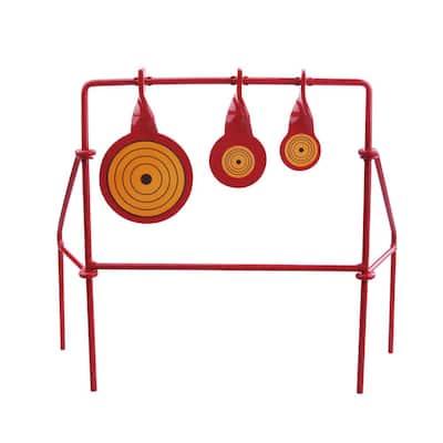 22 Caliber Spinner Target