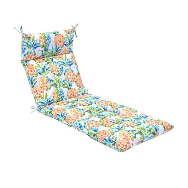 Hampton Bay 21 5 In X 43 3, Chaise Lounge Patio Chair Cushions