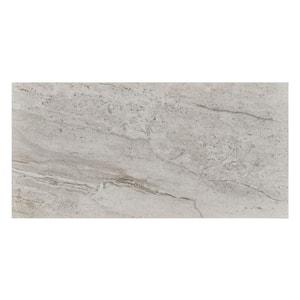 Pietra Bella Grigio 12 in. x 24 in. Porcelain Floor and Wall Tile (16.68 sq. ft. / case)