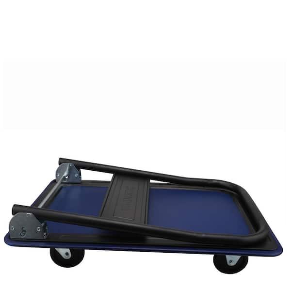 Pack N Roll 330 Lbs Capacity Steel Folding Platform Cart 410 008 The Home Depot