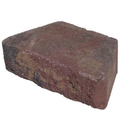 5.87 in. L x 10 in. W x 3 in. H Sierra Blend Concrete Retaining Wall Block (280-Piece/58.4 sq. ft./Pallet)