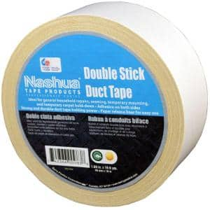1.89 in. x 19.7 yds. 105C Double Stick Duct Tape