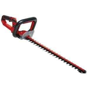 26 in. PXC 18-Volt Cordless Dual-Action Hedge, Shrub Trimmer with Hard Blade Cover with 3.0 Ah Battery and Fast Charger