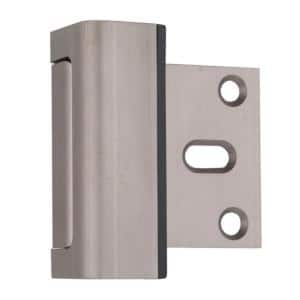 Child Proof Door Guardian in Satin Nickel (2-Pack)
