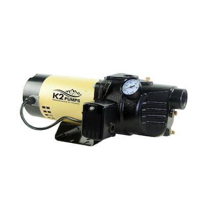 1/2 HP 8.1 GPM Shallow Well Jet Pump