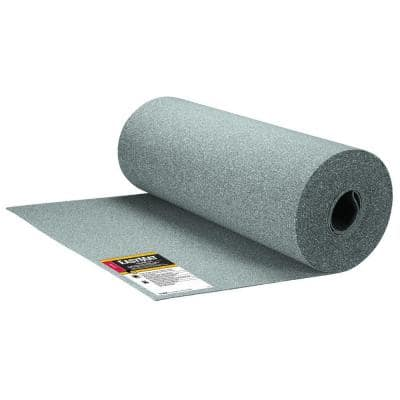 EasyMat 120 sq. ft. 4 ft. x 30 ft. x 0.47 in. Peel and Stick Underlayment for Tile and Stone